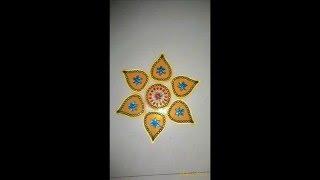 Kundan Rangoli Designs