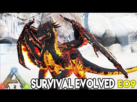Ark: Survival Evolved | #9 | FIRE DRAKE TAME | Annunaki Genesis Mod