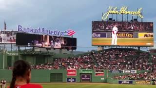 Pregame Video Boston Red Sox Apr 11th 2017 Fenway Park Boston, MA