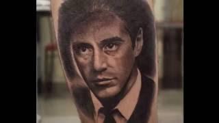 "TBDTS vol.5- Michael Corleone (Al Pacino u filmu ""Kum"")"
