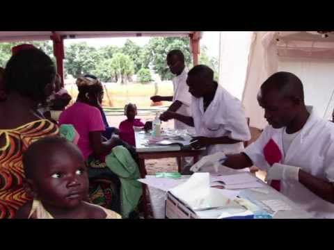 Central African Republic Abandoned; MSF Provides Health Care