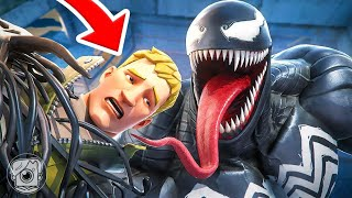 DO WHAT VENOM SAYS... OR DIE! (Fortnite Simon Says)