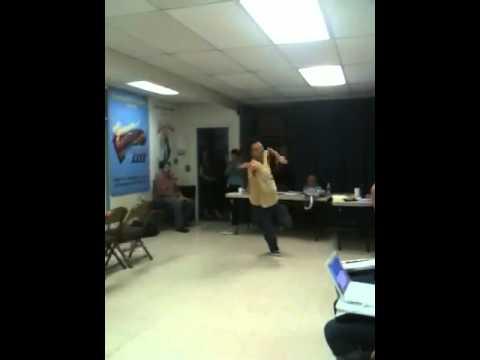 CTG Cabaret- Dance Interpretation