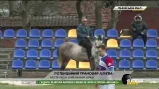 В Винниках на Алиева ждут всадники и 50 тысяч долларов