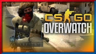 TEAM KNIFE?! - CS:GO Overwatch #7 - (Dansk Counter Strike: Global Offensive Gameplay)