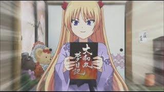 Majikoi - Christiane Friedrich Feels For Yamato and Enjoys in Japan (English Dub)
