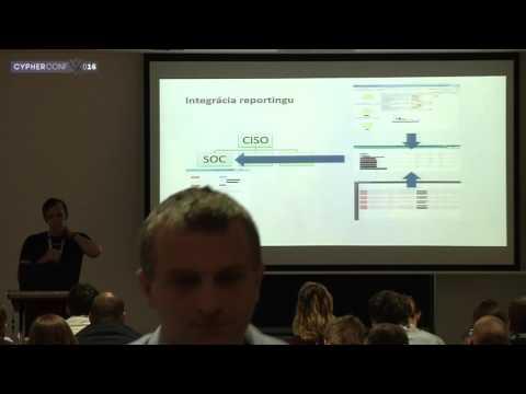 CypherConf 2016 (Bratislava): Príbehy zo sveta Threat Intelligence