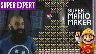 The Frame Game | Super Expert No Skips Challenge | Mario Maker [XVII]