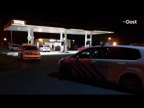 Overval op tankstation in Hengelo