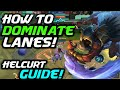 How to Solo Dominate your Lane  Helcurt In Depth Guide