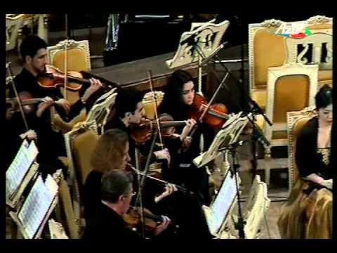 Арнольд Шенберг - Струнный квартет № 2 для сопрано и камерного оркестра (I)