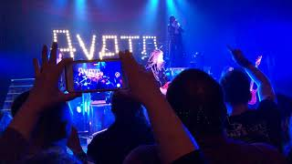 Avatar - A Statue of The King Live @ Gramercy Theatre 1-11-18 4K