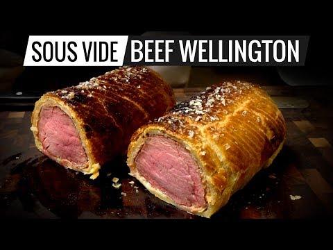 Sous Vide BEEF WELLINGTON Perfection!