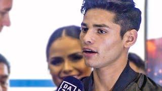 FINAL WORDS | Ryan Garcia after his Co-Main Weigh-In | vs. Romero Duno