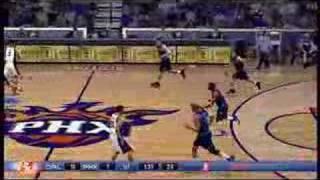 NBA 2K7 Xbox 360 gameplay footage