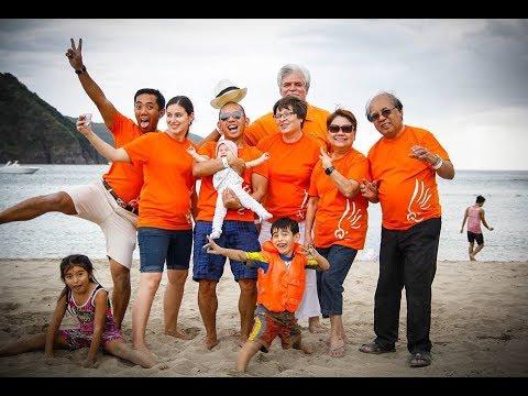 Vlog #14 Pico de Loro bonding Phill-Russian family