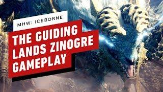 Monster Hunter World: Iceborne - Guiding Lands Gameplay