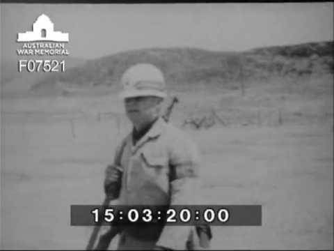 Prisoner release, British POW Korea 20th April, 1953