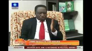 Candidates Performance Was Below Expectation- JAMB