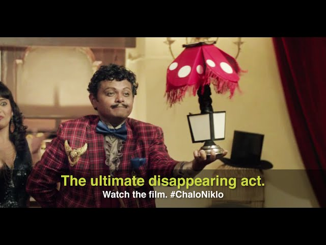 Ola TV AD- The Ultimate Disappearing Act   ChaloNiklo - YouTube