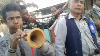 बाबुरामले बाजा बजाए गोरखा ताकुमा ल हेर्नुस भिडियो सहित Baburam Pariyar playing Panche baja