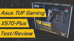 Preis/Leistungs-Hammer von Asus? Asus TUF Gaming X570-Plus Review