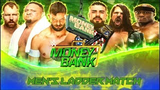 WWE MONEY IN THE BANK 2019 | DREAM MATCH CARD
