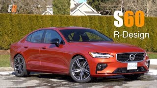 2019 Volvo S60 R-Design Review - What a Stunner!