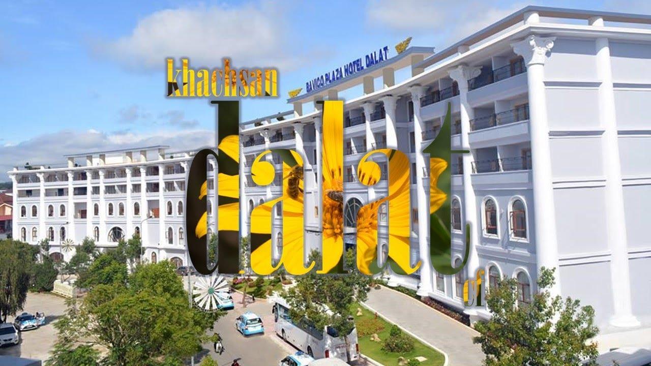 Khách Sạn Đà Lạt 5 Sao Giá Rẻ BAVICO PLAZA