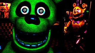 HIDING FROM FREDBEAR IN A SPRINGLOCK SUIT! | Final Hours 2 (FREE ROAM Five Nights at Freddys)