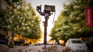 An Excellent 3-Axis Gimbal: The Accsoon A1-S