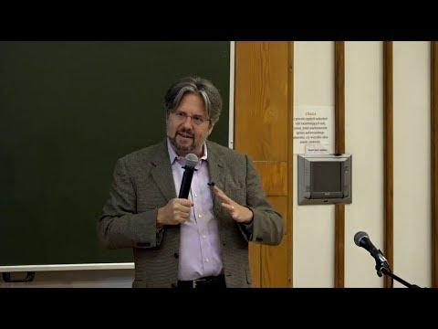 "Perry Mehrling w SGH. Wykład ""Understanding global money"""