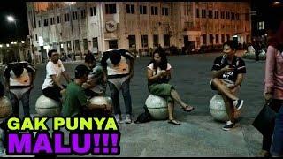 PRANK COD CELANA DALAM BOLONG !!NGAKAK #PRANK INDONESIA
