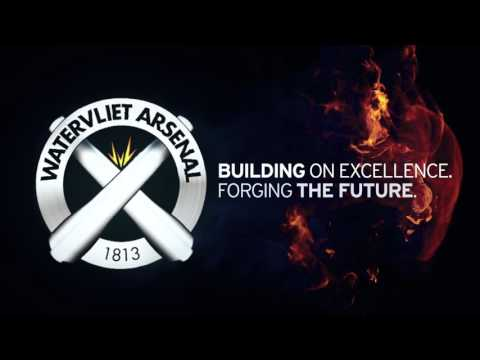 Watervliet Arsenal Changes Its Brand Image