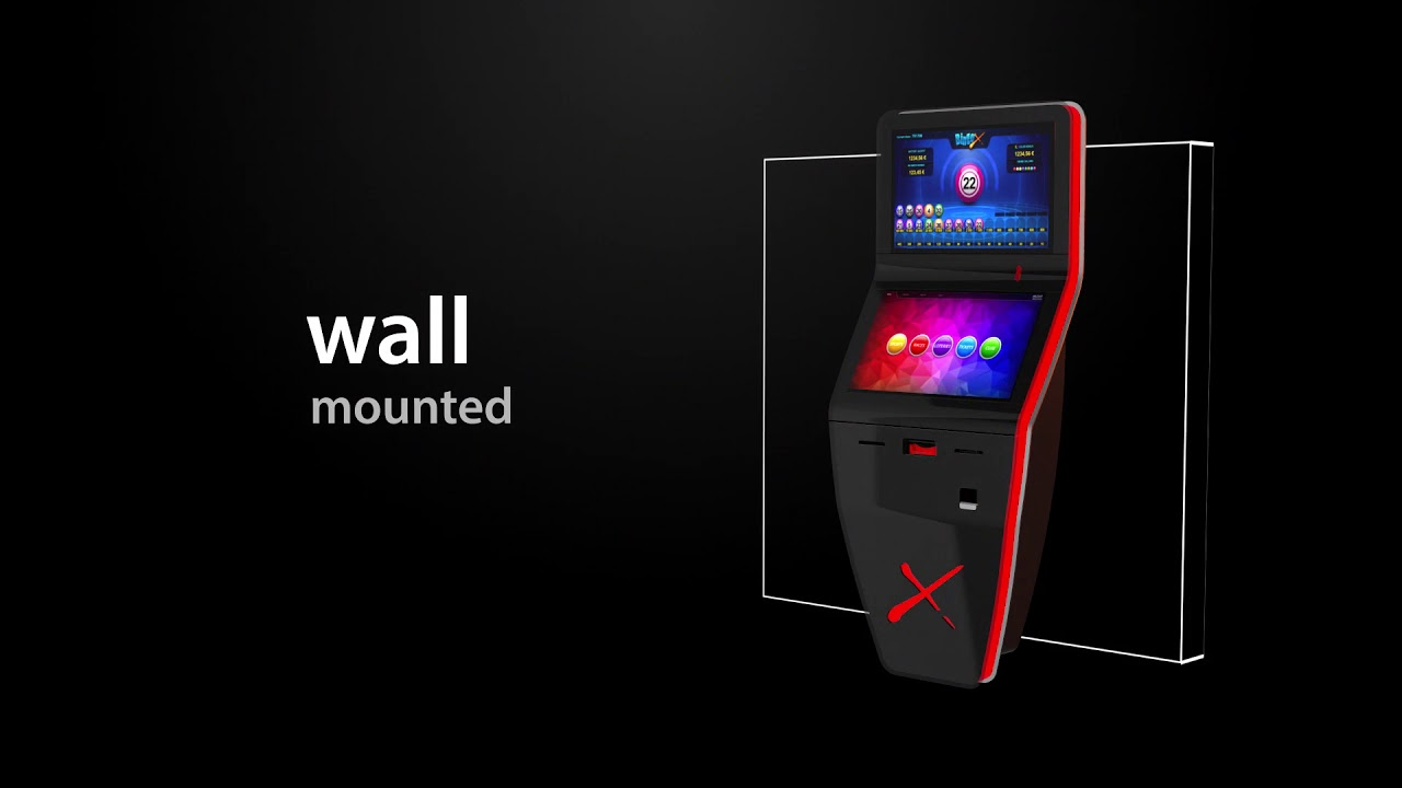Automated payout machines betting terminals rdp binary options expert advisor