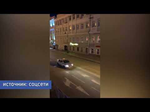 В городах Татарстана полиция призывает жителей не выходить из домов