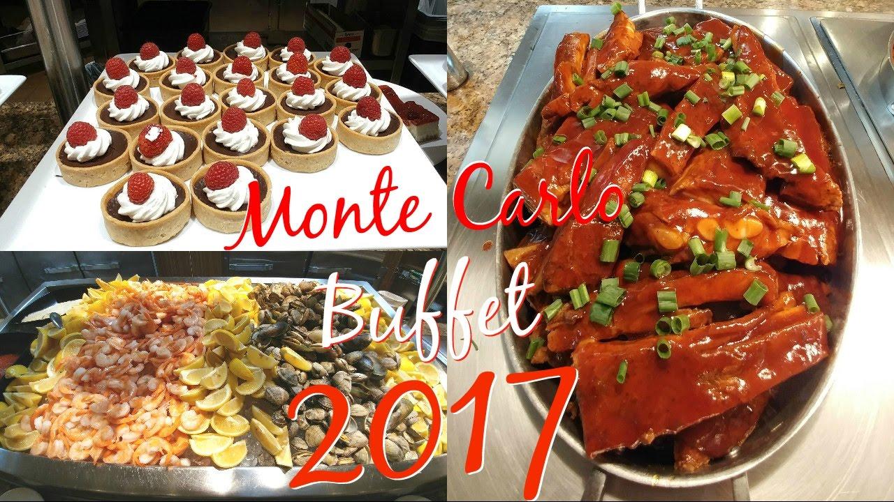 Monte Carlo - Dinner Buffet (2017) - Las Vegas - YouTube