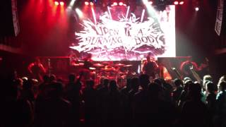 Upon A Burning Body - Showtime / Intermission (Live @ London Music Hall 2014)