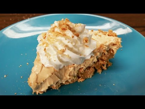 Thumbnail: How To Make A No-Bake Peanut Butter Pie