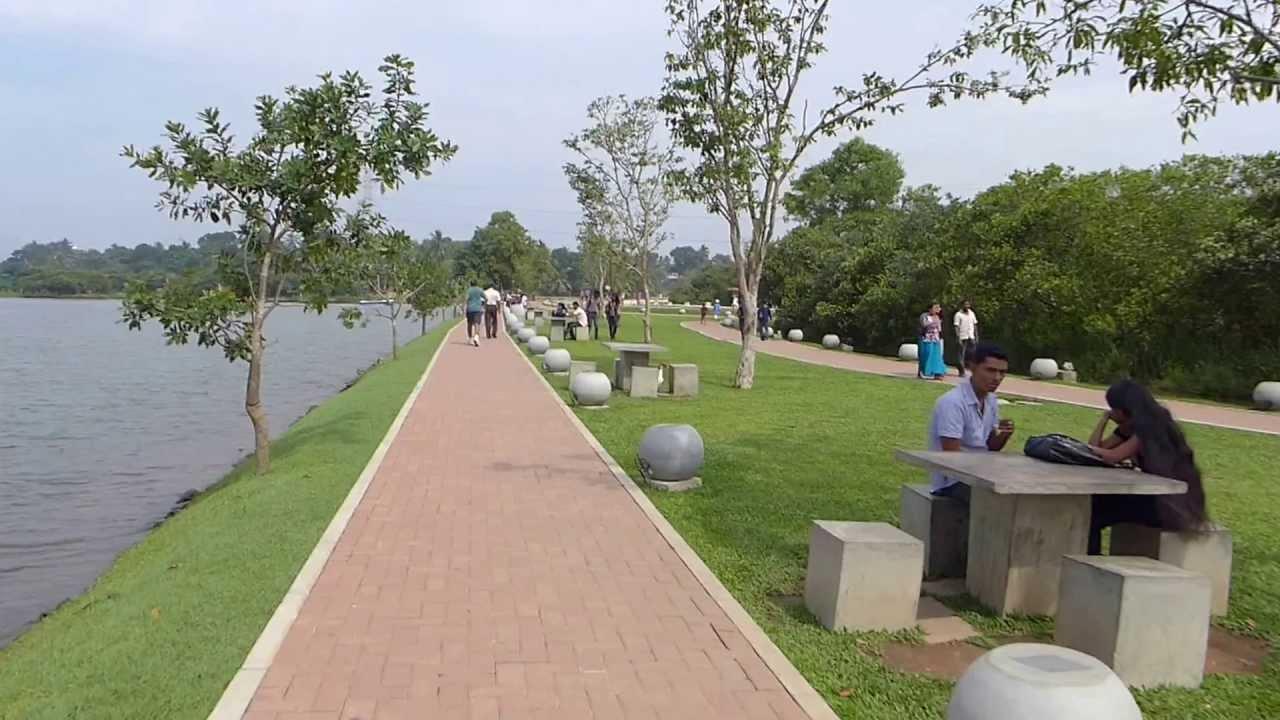 Waters Edge Park In Colombo, Sri Lanka - Youtube-5484