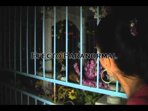 Efecto Paranormal, Panteón de Ocotan promo, Luisa ...