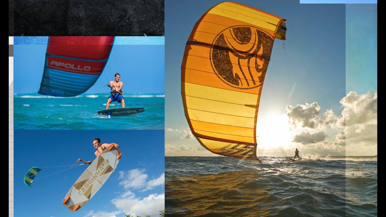 2017 Kite Overview (Cabrinha Kitesurfing)