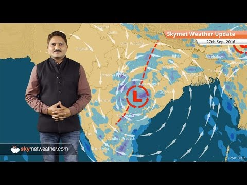 Weather Forecast for Sep 27: Good Monsoon rains to continue over East India