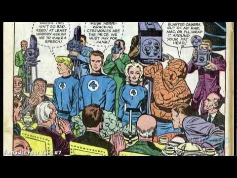Superhero Origins: The Fantastic Four