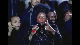 Dottie Peoples & The Peoples Choice Chorale  - He's An On Time God