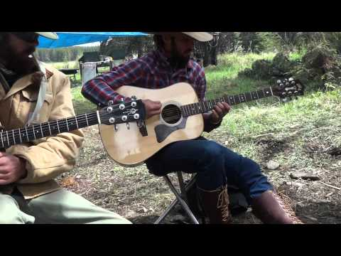Ryan Bingham - Bread and Water - at the campfire #3