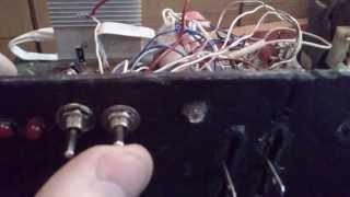 підсилювач бас гітари плюс динамік BEAG HX-512