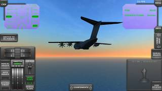 Turboprop Flight Simulator Flying Plane Android Game