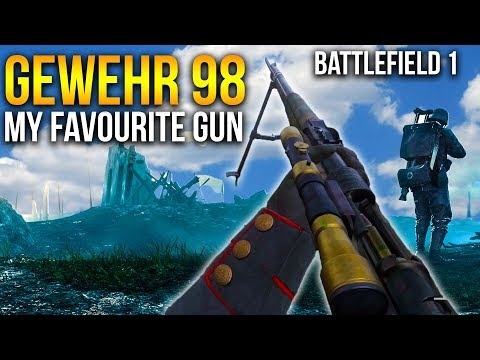 GEWEHR 98 MY BEST RIFLE Battlefield 1 Scout Sniper Gameplay