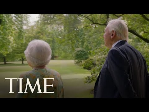Queen Elizabeth Got Cheeky With This Joke About Trump And Obama | TIME